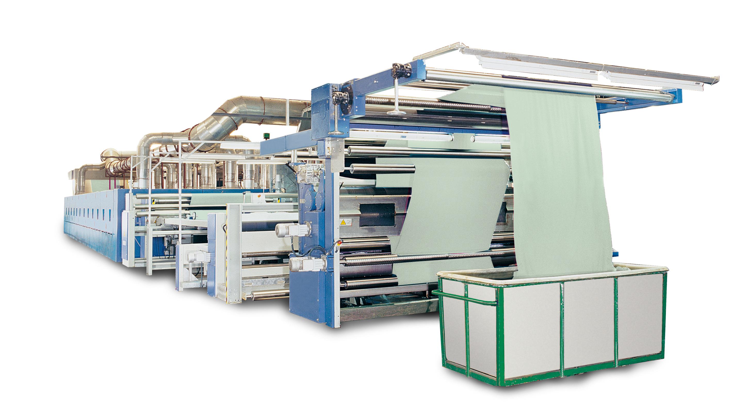 monforts Fong's textile Machinery Co , Ltd